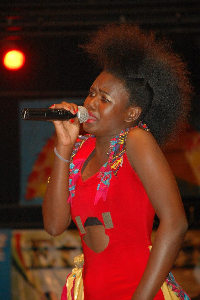Grenia - een aanstormend talent uit Oeganda