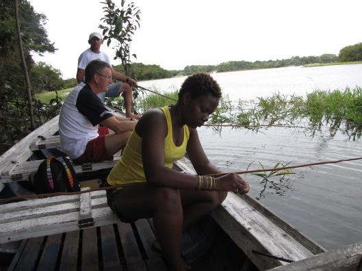 Pescador Isabel